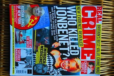 Real Crime Magazine Issue 41