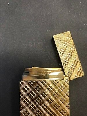 Dupont Gold color lighter, used
