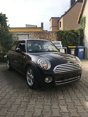 Mini Cooper D 109ps, Standheizung