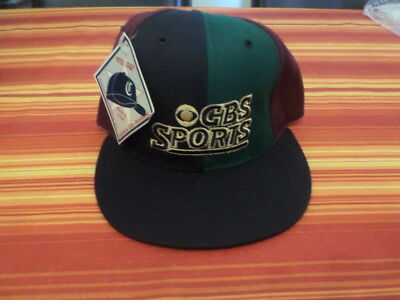 Vintage CBS SPORTS TV Show Baseball cap hat BRAND NEW with tags! edf6d13ad22b