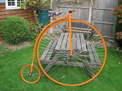 "Penny Farthing Bike  Full Size  53"" Wheel"