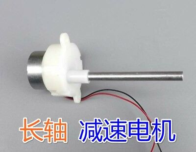 1pcs 300 DC 6-12V Reductoin Gear Gearbox Motor 54mm-Long-Axis,Hobby DIY
