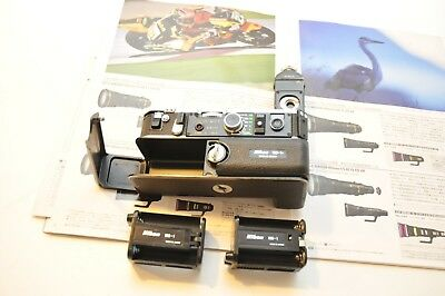 Nikon OEM MD-2 Motor Drive MB-1 BATTERY PACK & MS-1 for MD-1 MD-2 MD-3 F2