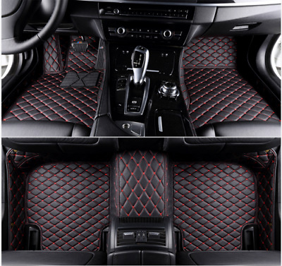 Car floor mat Fits For Toyota Tundra 2007~2013 Easy to clean odorless