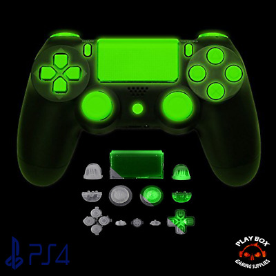 PS4 Controller Buttons Replacement Custom full mod kit for sony playstation 4