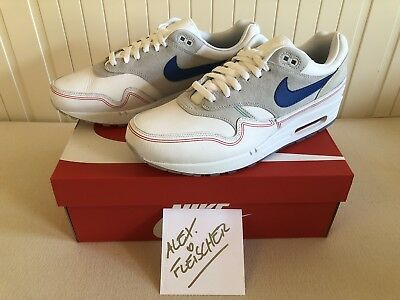 new style aa3b8 12af3 Nike Air Max 1 Centre Pompidou by day US 9,5 43 UK 8,