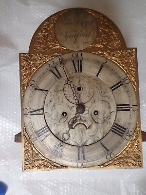 For restoration or parts - Longcase clock