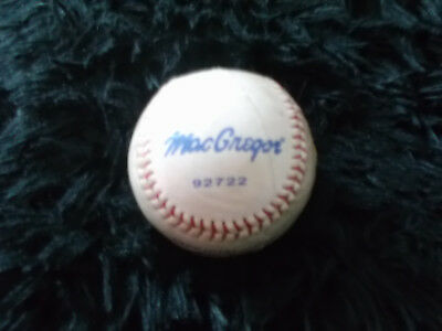 Macgregor Base ball neu