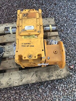 PIV Infinitely Variable LT Gearbox F220-189-2200