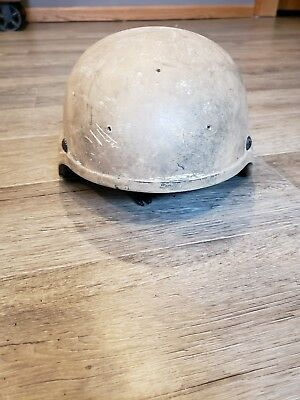 Msa Ach Mich Helmet Large Chin Strap Pads Used