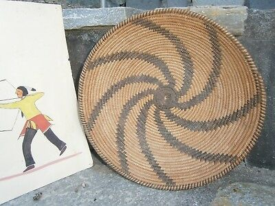 Southwest Indian basket and Watercolor