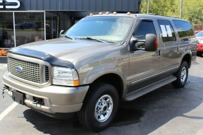 2004 Excursion  2004 Ford Excursion Limited 4x4 Powerstroke Lets Trade