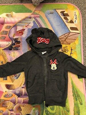 Girls Minnie Mouse Jacket age 18-24 Months From Next