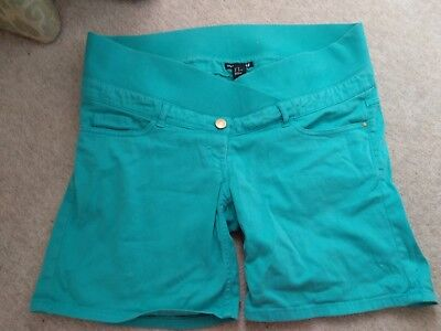 H & M Maternity Shorts Size 12 Under The Bump