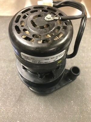 USED Manitowoc Ice Machine Water Pump  000001153 115/60/1 Volts