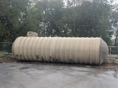 10,000 Gallon Double Wall Fiberglass Tank