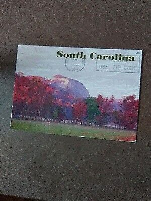 Collectible Postcard Table Rock  South Carolina Posted