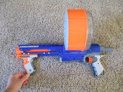 Nerf N-Strike Raider CS-35 Rapid Fire Blaster