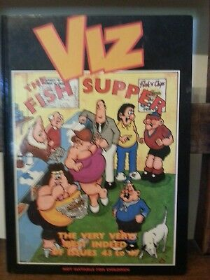 Viz The Fish Supper Annual 1980s
