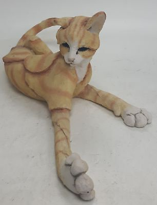 Country Artists Breed Apart 02235 Marmalade Felis Pawus Cat Ornament #127