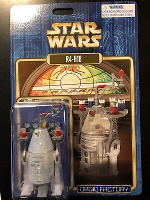 Star Wars Droid Factory R4-H18 Christmas 2018 Disney Parks
