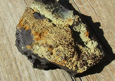 Large Mineral Specimen Of Jarosite From The Gold Hill Mine, Utah