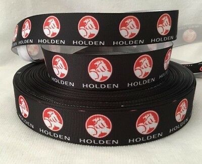 "Holden grosgrain ribbon 7/8"" sold by 2 M - Craft - Cake- Lanyards- Dummy clips"