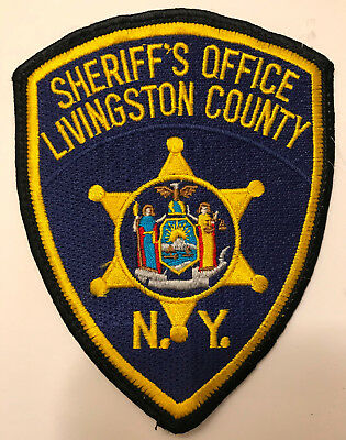 TOMPKINS COUNTY SHERIFF NEW YORK NY PATCH POLICE