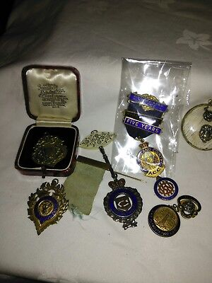 Medals Bits Of Collectables