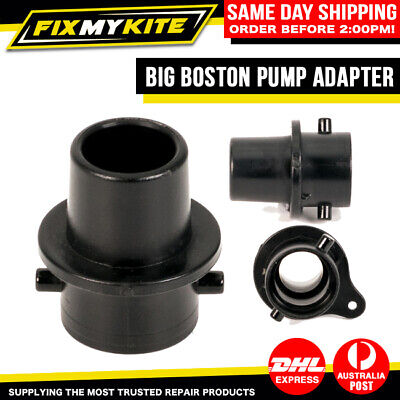 Big Boston Pump Hose Adapter Nozzle Ozone Naish Crazyfly Airush Switch Kiteboard