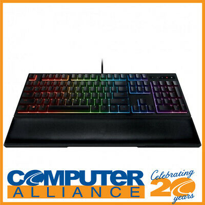 RAZER BLACKWIDOW X Chroma Gunmetal Mechanical Gaming Keyboard RZ03