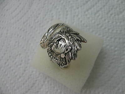 Sterling Silver spoon RING s 10 1/4 INDIAN Jewelry # 6204