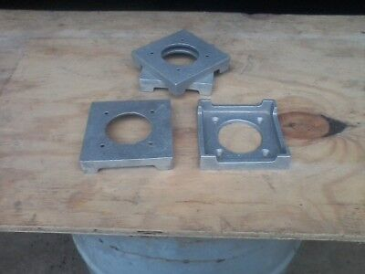 Post Base, for 6x6 Post and column, Pack of 4, MADE IN USA