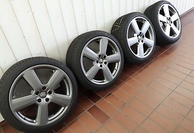 Audi RS6 A6 S6 orig.19 Zoll Räder Mit 255/35 R19