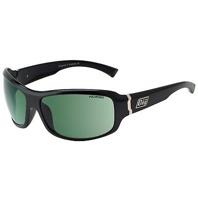 Dirty Dog Slick Willy Black Polarised Sunglasses SAVE 60% OFF RRP