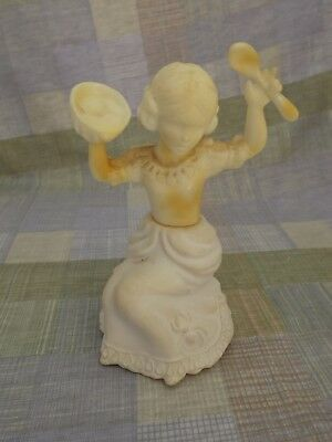 Vintage Retro Avon Perfume Bottle - Little Miss Muffet
