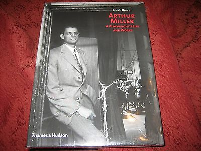 Arthur Miller : A Playwright's Life and Works by Enoch Brater (2005, HD)SEALED