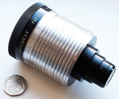 VERY RARE P. ANGENIEUX PARIS 40mm f/1.2 PROJECTOR / PROJECTION LENS