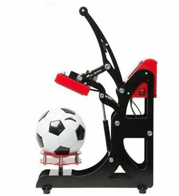 Manual direct press ball machine semi-automatic ball logo custom heat printer