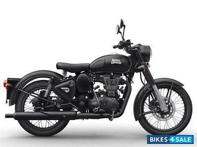 Royal Enfield  Stealth Classic 500