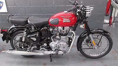 Royal Enfield REDDITCH LIMITED EDITION CLASSIC 500