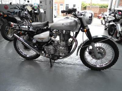 Royal Enfield 500 Trails