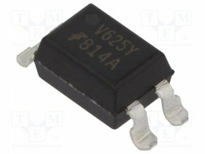 FOD814A3SD - 2pcs Photocoupleur; SMD; Canaux:1; Sortie: a transistors; Uis...