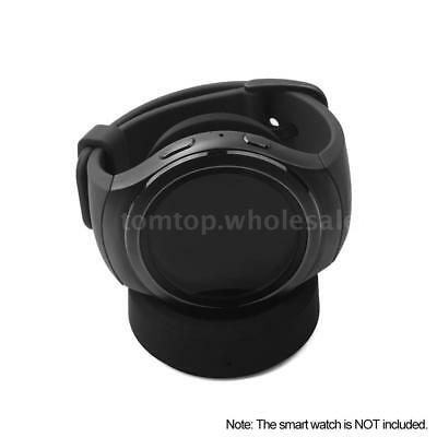 Smart Watch Charging Dock USB Power Charger Adapter For Samsung Gear S3 D2Q6