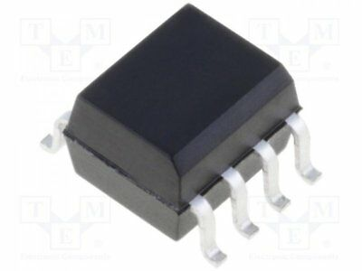 IL206AT - 2pcs Photocoupleur; SMD; Canaux:1; Sortie: a transistors; Uisol:3kV