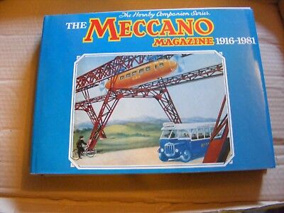 The Meccano Magazine 1916-81