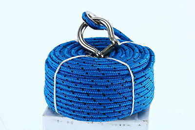 """Marine Boat Premium Anchor Rope for Electric Winches 3/16"""" x 100' AU Fast Ship"""