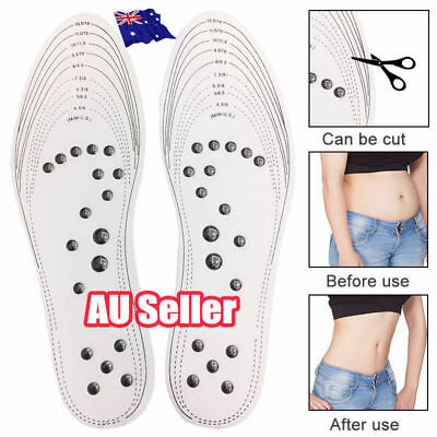 MindInSole Acupressure Magnetic Massage Foot Therapy Reflexology Pain Relief MN