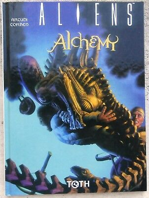 Aliens Alchemy EO 2001 Neuf Richard Corben