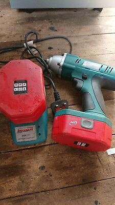 Cordless Battery Impact Wrench 1/2 inch